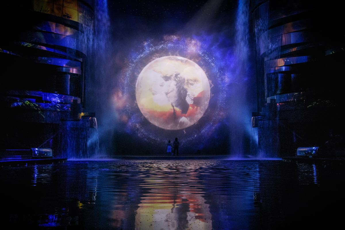 La Perle By Dragone Water Theater